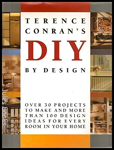 9781850291916: Terence Conran's DIY by Design