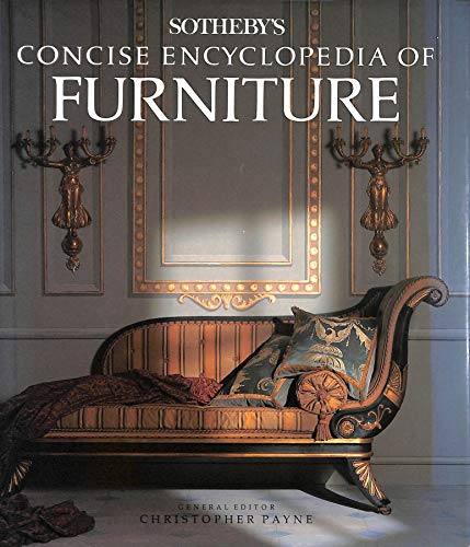 Sotheby's Cocise Enciclopedia of Furniture (Spanish Edition): Payne, Christopher