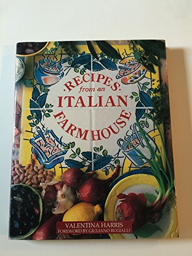 9781850292074: Recipes from an Italian Farmhouse