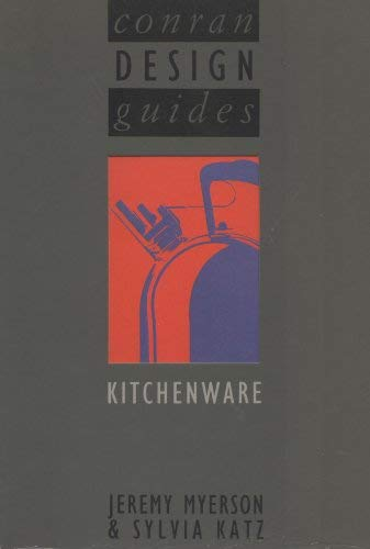 9781850292623: Kitchenware Conran Design Guides