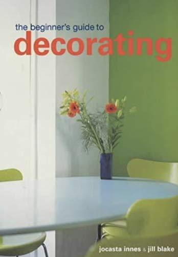 Conran Beginner's Guide to Decorating (Spanish Edition): JILL BLAKE' 'JOCASTA INNES