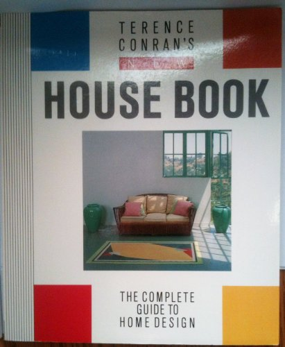 9781850293750: Terence Conran's New House Book