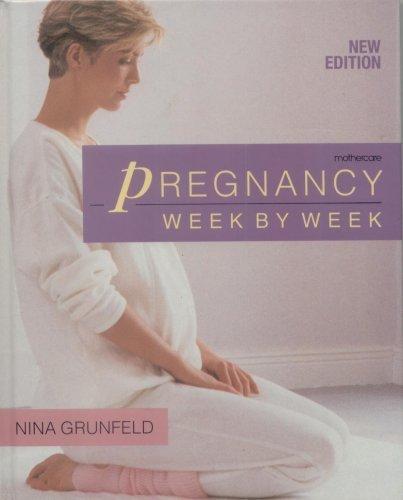 9781850295679: Mothercare: Pregnancy Week by Week