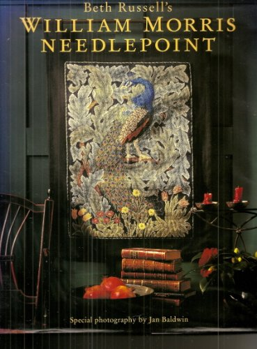 9781850297178: Beth Russell's William Morris Needlepoint