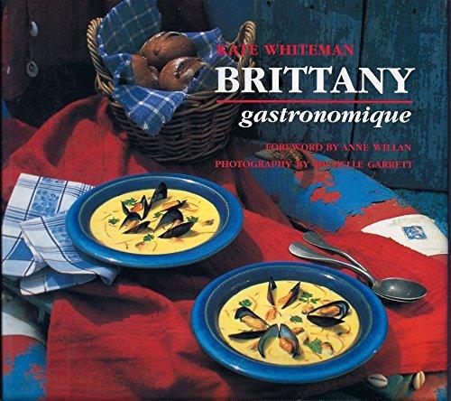 9781850297444: Brittany Gastronomique