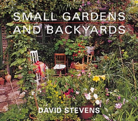 9781850298908: Small Gardens and Backyards