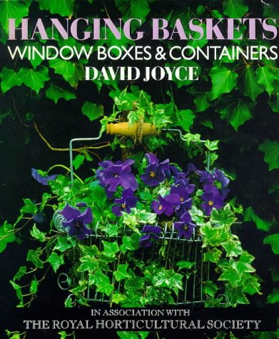 9781850299707: Hanging Baskets Window Boxes and Container