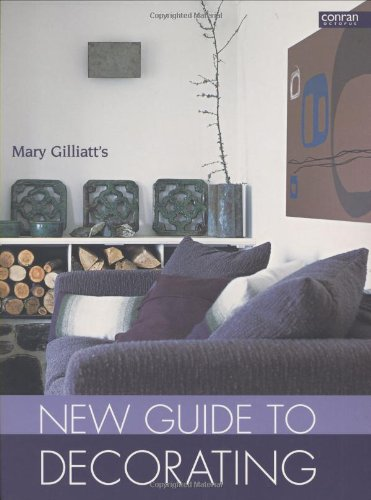 9781850299790: Mary Gilliatt's New Guide to Decorating
