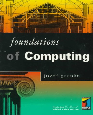 9781850322436: Foundations of Computing
