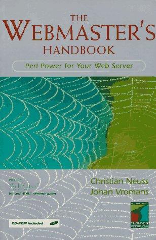 Webmasters Handbook with CD-ROM (1850322538) by C. Neuss; Christian Neuss; Johan Vromans