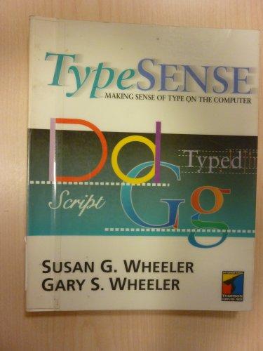 9781850328186: Typesense: Making Sense of Type on the Computer