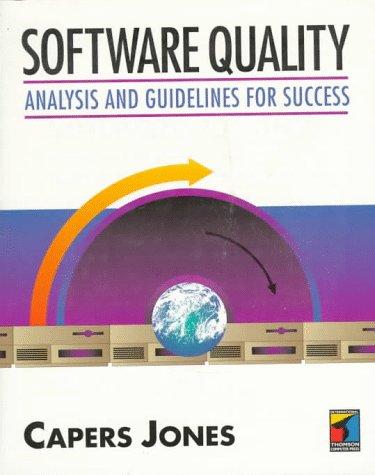 Handbook of Global Software Quality: Capers Jones
