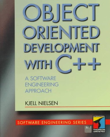 9781850329053: Object-Oriented Development With C++: A Software Engineering Approach (Software Engineering Series)