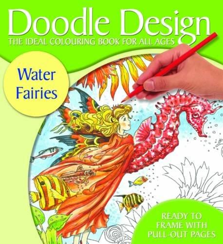 9781850389156: Doodle Designs Water Fairies - FSC