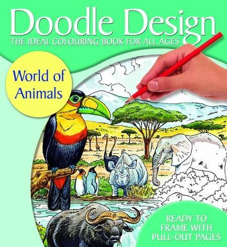 Doodle Design World of Animals - FSC: n/a