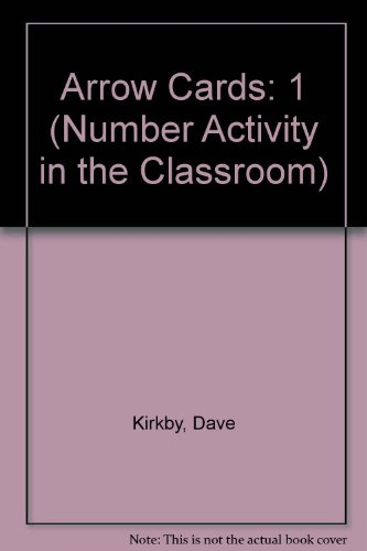 9781850390503: Arrow Cards: 1 (Number Activity in the Classroom)