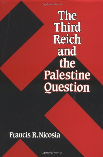 9781850430100: The Third Reich and the Palestine Question