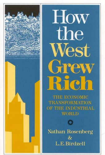 9781850430162: How the West Grew Rich: Economic Transformation of the Industrial World