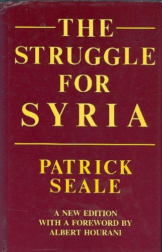 9781850430285: The Struggle for Syria