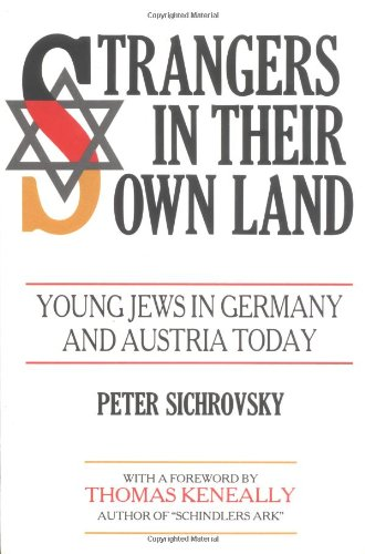 9781850430339: Strangers in Their Own Land: Young Jews in Germany and Austria Today