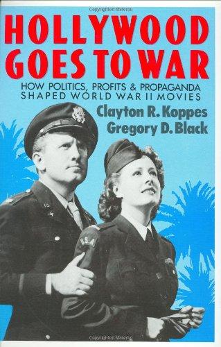 9781850430742: Hollywood Goes to War: How Politics, Profits & Propaganda SHaped World War II Movies