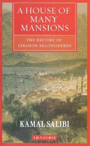 9781850430919: A House of Many Mansions: The History of Lebanon Reconsidered
