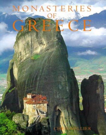 Monasteries of Greece: Hellier, Chris; Venturi, Francesco
