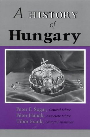 9781850432869: A History of Hungary