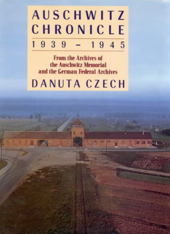 9781850432913: The Auschwitz Chronicle