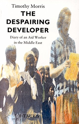 9781850433224: The Despairing Developer: Diary of an Aid Worker in the Middle East