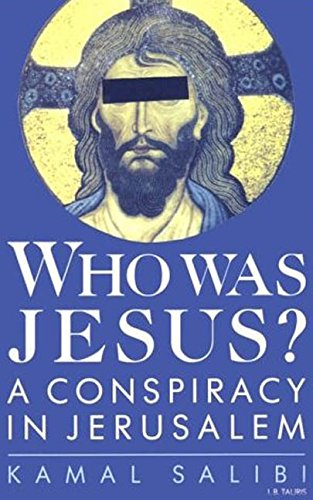 9781850435624: Who Was Jesus?: A Conspiracy in Jerusalem