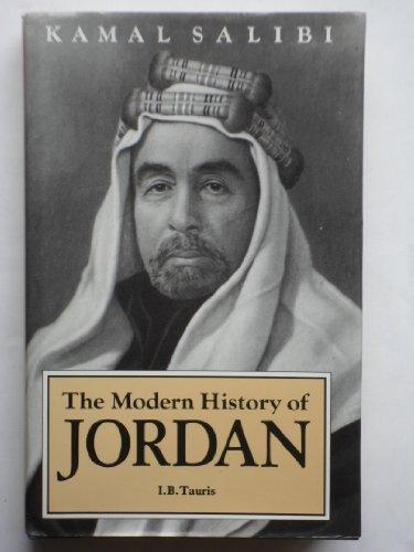 The Modern History of Jordan: Kamal S. Salibi
