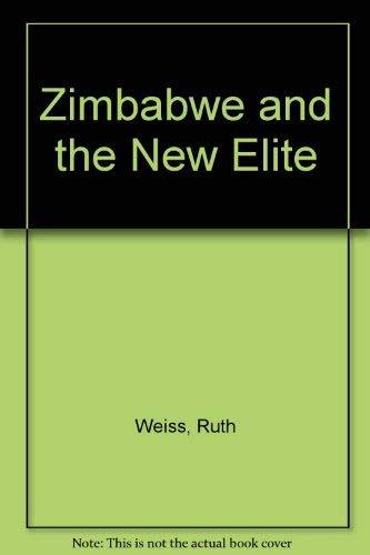 9781850436928: Zimbabwe and the New Elite