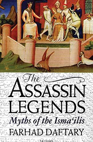 9781850437055: The Assassin Legends: Myths of the Isma'ilis
