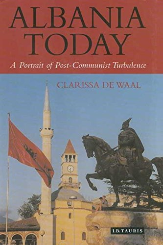 9781850438595: Albania Today: A Portrait of Post-Communist Turbulence