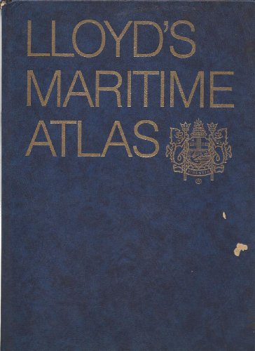 Lloyd's Maritime Atlas of World Ports and: N/A