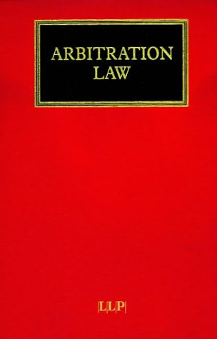 Arbitration Law (Lloyd's Commerical Law Library Series , So2) (185044367X) by Robert Merkin