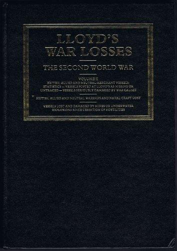 Lloyd's War Losses: The Second World War,