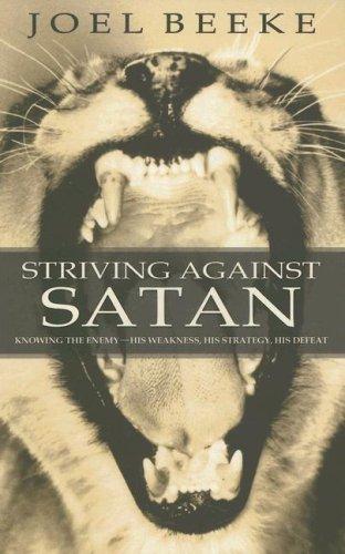 9781850492191: Striving Against Satan
