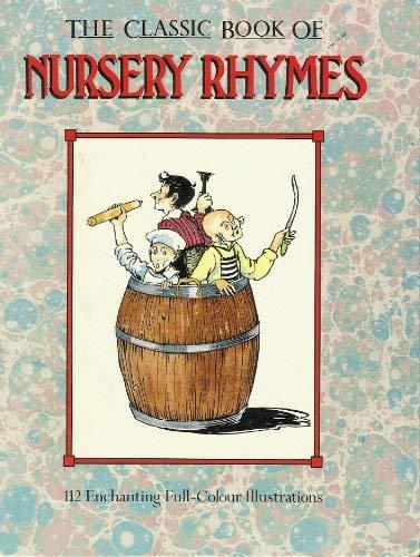 Classic Book of Nursery Rhymes