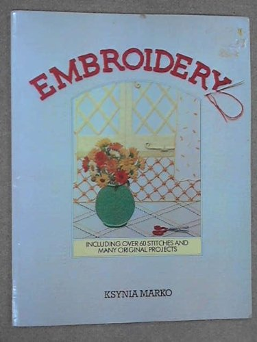 9781850511649: Embroidery