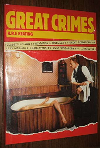 9781850511915: Great Crimes