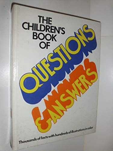 Childrens Book of Questions and Answers
