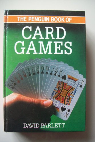 9781850512219: The Penguin Book of Card Games