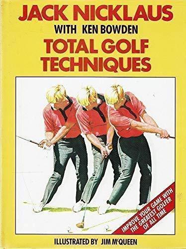 9781850512301: Total Golf Techniques