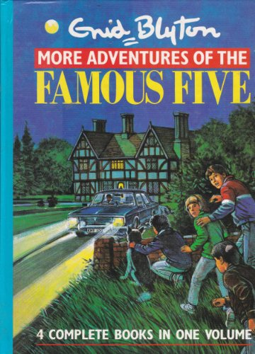 More Adventures of the Famous Five: Enid Blyton