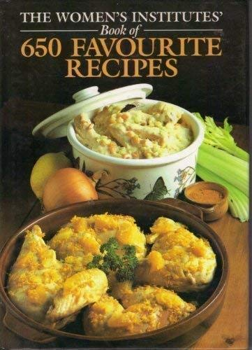 The Women's Institute Book of Favourite Recipes