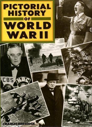 9781850514718: Pictorial History of World War II