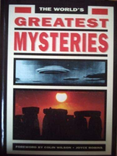 9781850516989: The World's Greatest Mysteries