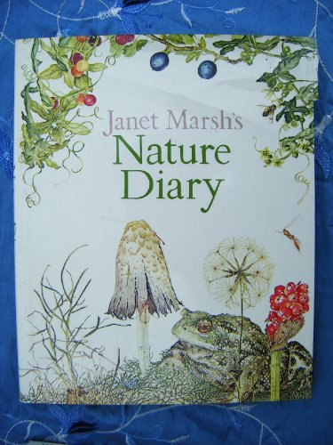 Nature Diary (1850520003) by Janet Marsh